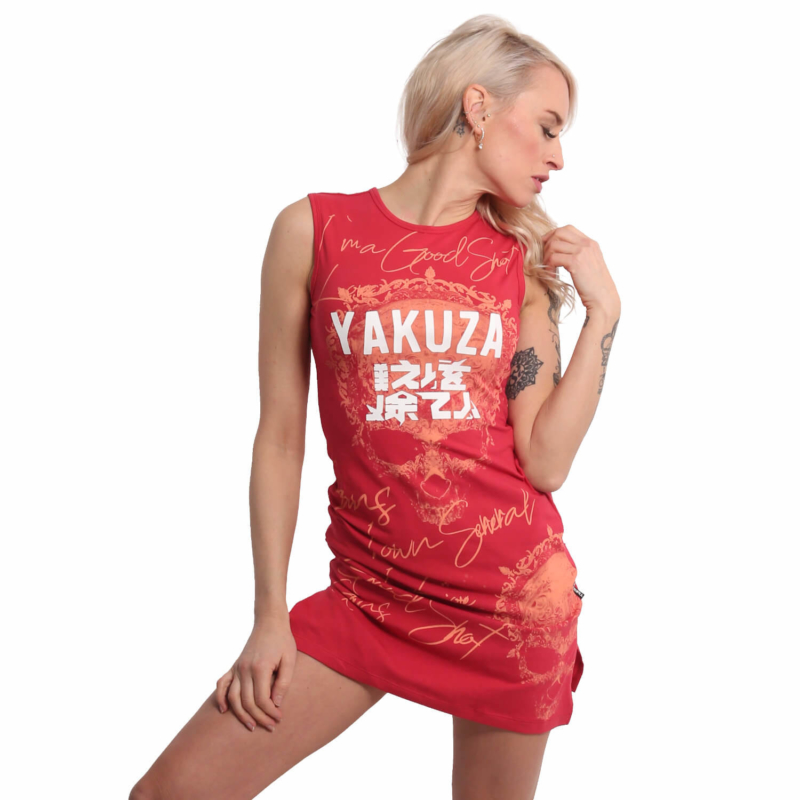 YAKUZA-GKB18122-Good-Shot-Slash-Mini-Kleid-rose-of-sharon-1.jpg