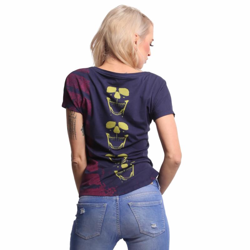 YAKUZA-GSB18135-Lighting-Skull-Dye-VNeck-Shirt-parisiannight-amazon_2.jpg
