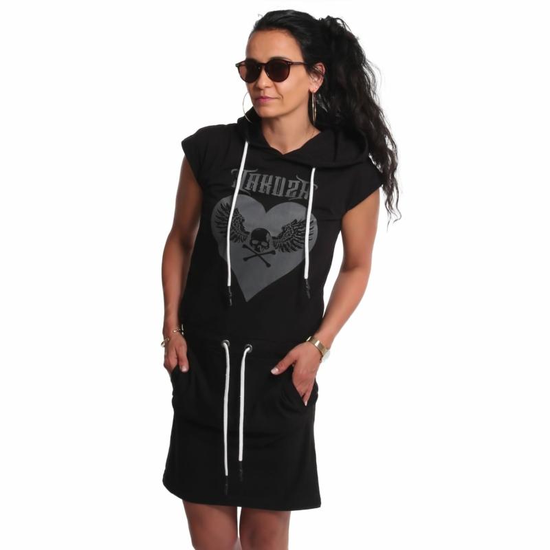 YAKUZA-GKB18127-Based-Hooded-Kleid-black-amazon01.jpg